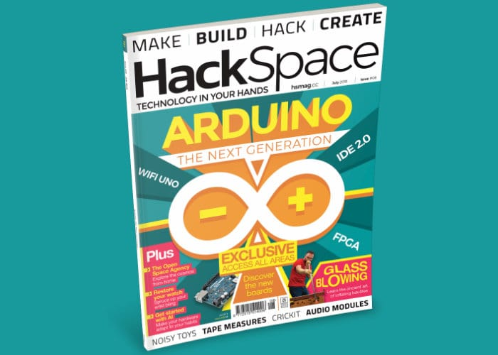 Hackspace Magazine Issue 8