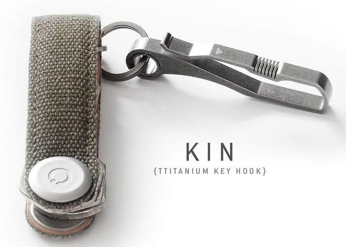 Handgrey KIN Titanium Key Carry