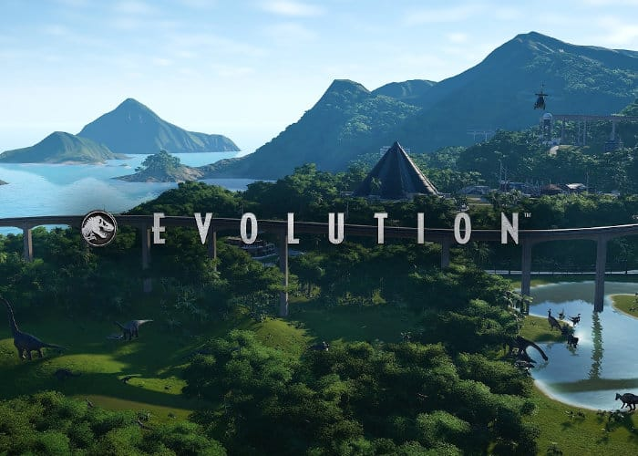Jurassic World Evolution Game
