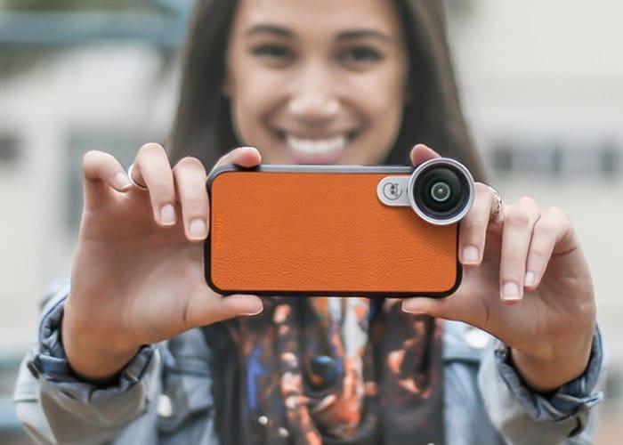 LEMURO Smartphone Camera Optics
