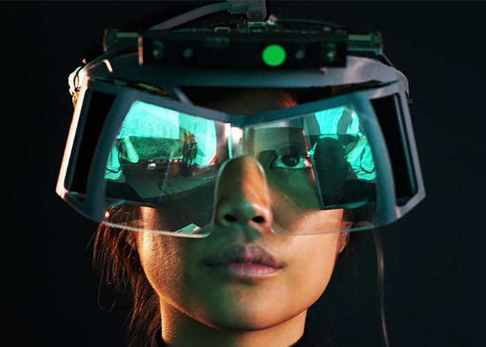 Leap Motion North Star Headset Extended Demo