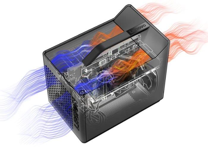 Lenovo Legion Cube Portable Gaming PC