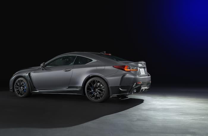 Lexus RC F 10th Anniversary