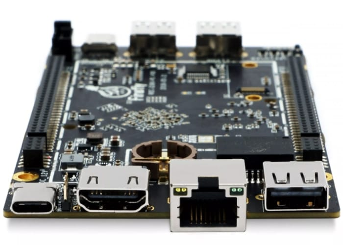 Libre Computer Renegade Elite Mini PC Unveiled