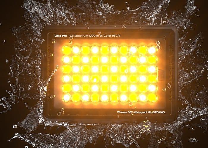LitraPro Professional LED Camera Lighting