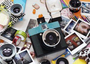 Lomography Diana Square Instant Camera