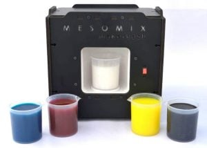 Mesomix DIY Automated Paint Mixer