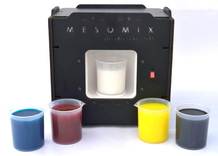 Mesomix Automated Paint Mixer
