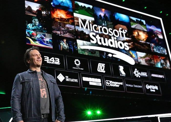 Microsoft Buys 5 New Game Development Studios