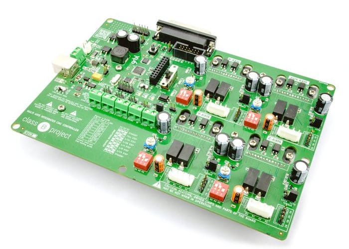MotionPro 6600 Motion Controller Development Board