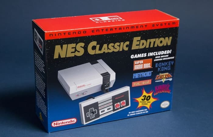 NES Classic Will Be At GameStop Next Week - Geeky Gadgets