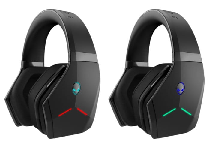 New Alienware Wireless Headset
