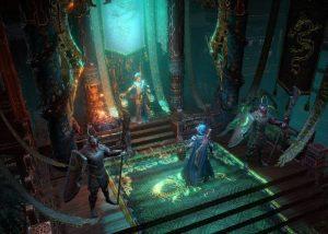 New Heretic Kingdoms Adventure Shadows Awakening RPG Launches August 2018