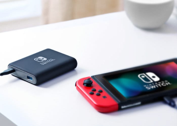 Nintendo Switch Battery Packs Unveiled By Anker