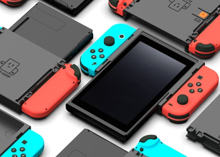 Nintendo Switch Vertical Screen Adaptor