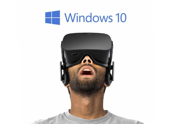 Oculus Rift Now Requires Windows 10