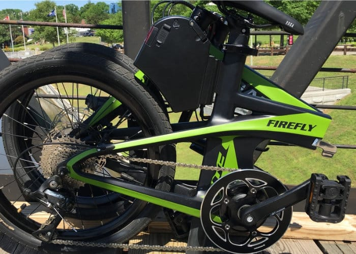 Origami FireFly Folding Electric Bike