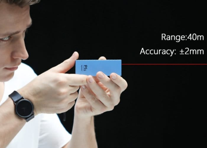 P1s Multi-Function Laser Distance Meter