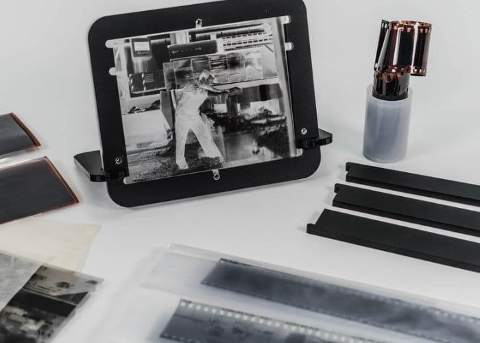 Pixl-latr Digitise Film