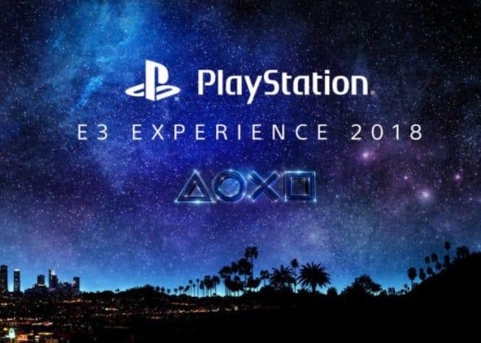 PlayStation E3 2018 Showcase Teaser