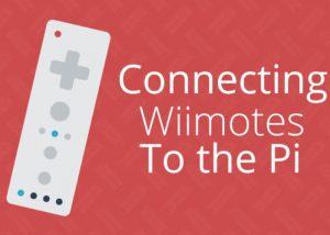 Raspberry Pi Wii Remote Controller Setup