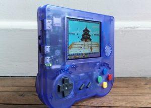 Raspiboy Raspberry Pi Games Console Kit Hits Kickstarter