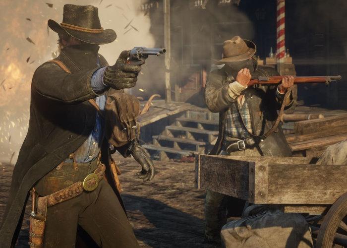 Red Dead Redemption 2 Pre-Order Details