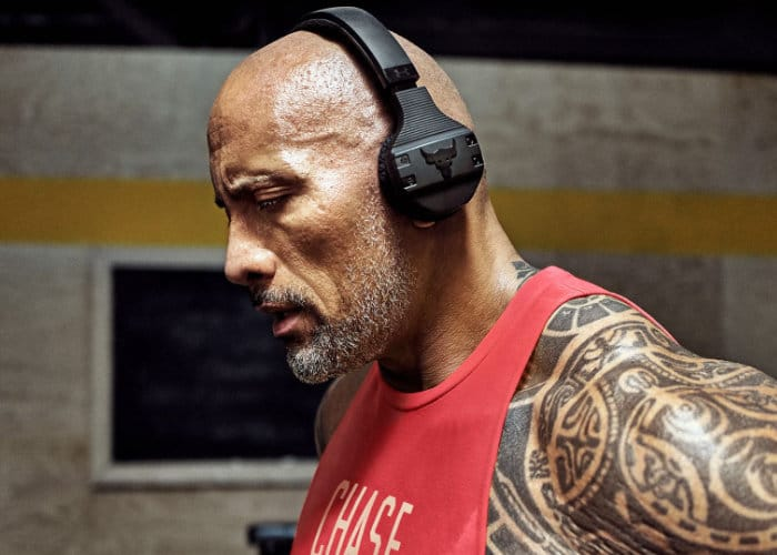 Rock Workout Headphones