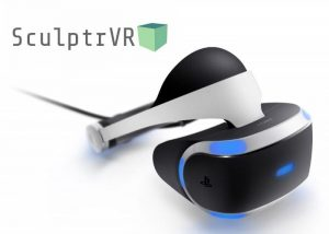 SculptrVR Launches On PlayStation VR Tomorrow