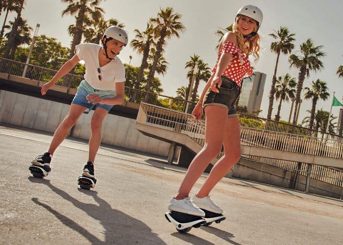 Segway Skates