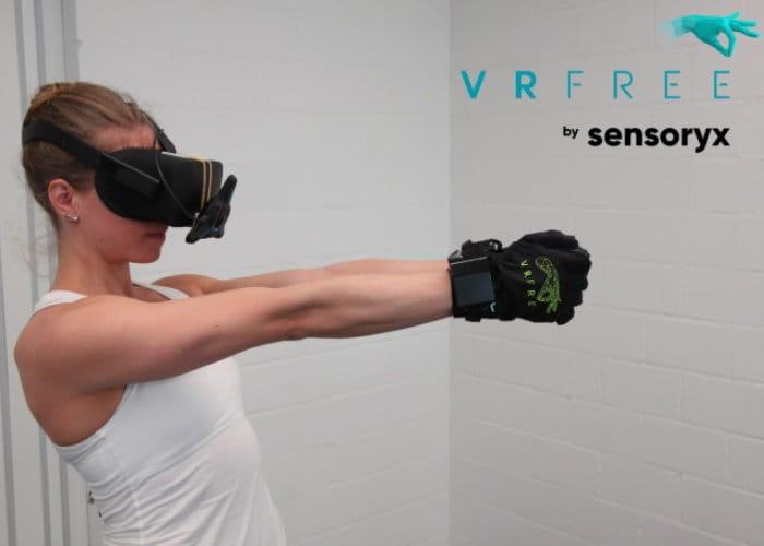 Sensoryx VR Glove Controllers