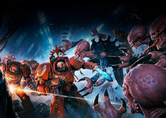 Space Hulk Tactics Overview Trailer