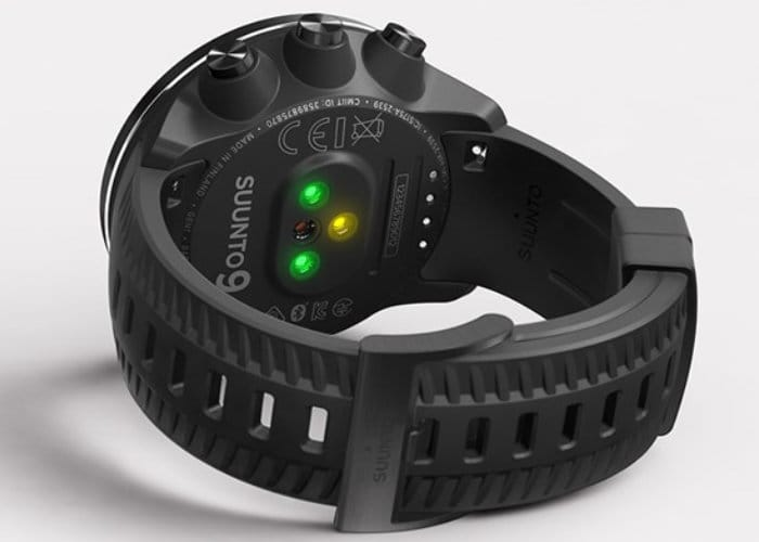 Suunto 9 Baro Black Multisport GPS Watch