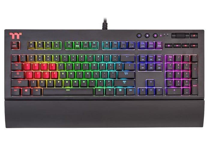 Thermaltake TT Premium X1 Mechanical Gaming Keyboard