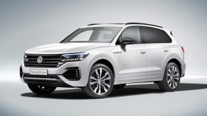 2018 Volkswagen Touareg Costs £51,595, Now Available To Order