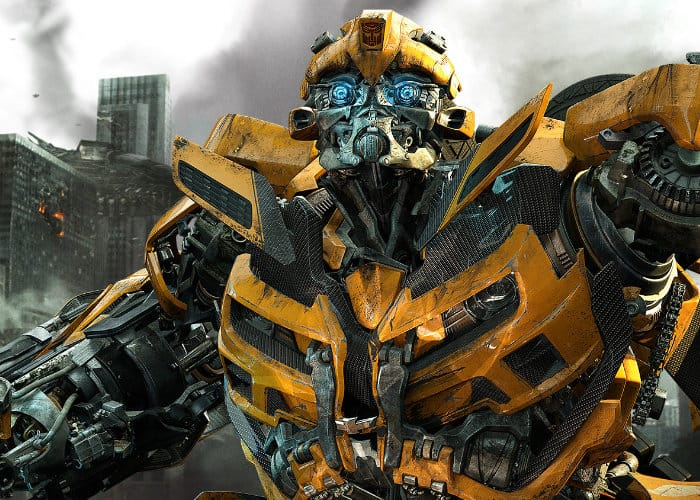 Transformers Bumblebee Movie 2018