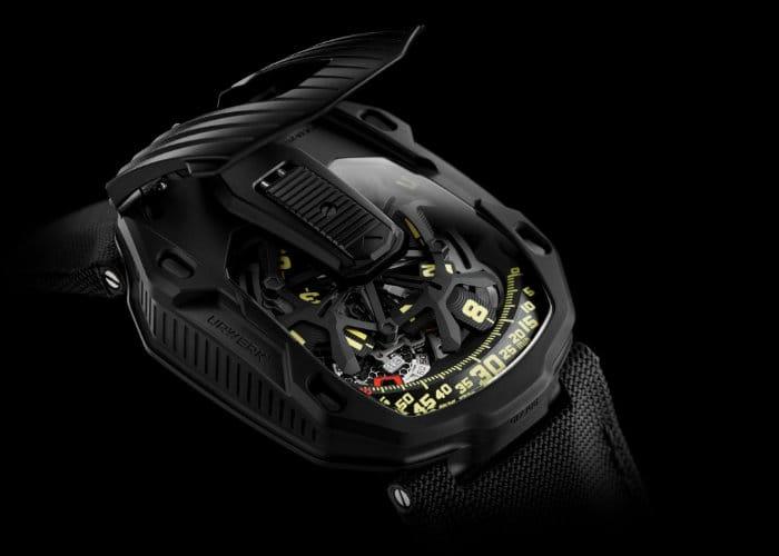 Urwerk Ur-105 Kryptonite Watch