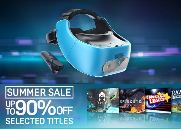 VR Summer Sales