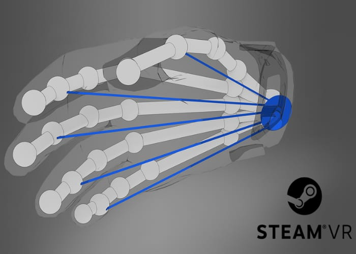 Valve Skeletal Input Technology