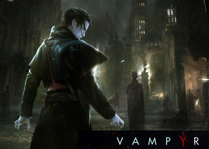 Vampyr Bloodthirsty Action RPG