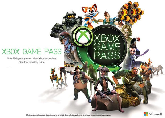 Xbox Game Pass Celebrates Its First Anniversary