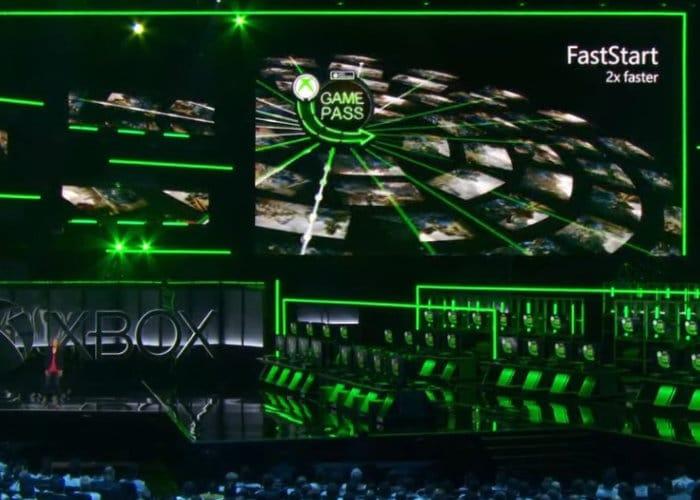 Xbox One FastStart
