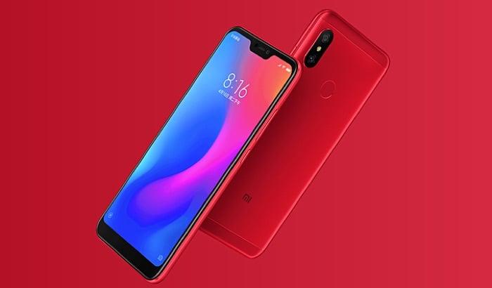 Xiaomi Redmi 6 Pro