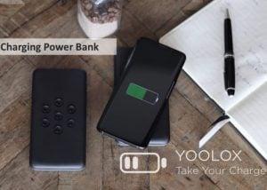 YOOLOX Portable Wireless Charger
