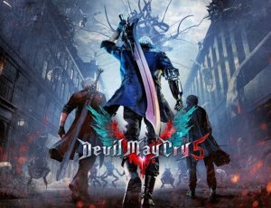Devil May Cry 5 My Be 75% Complete