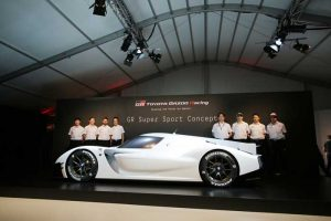 Toyota GR Super Sport Concept May Go into Production