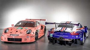 Porsche to Field 911 RSR Racers at Le Mans with Classic Liveries