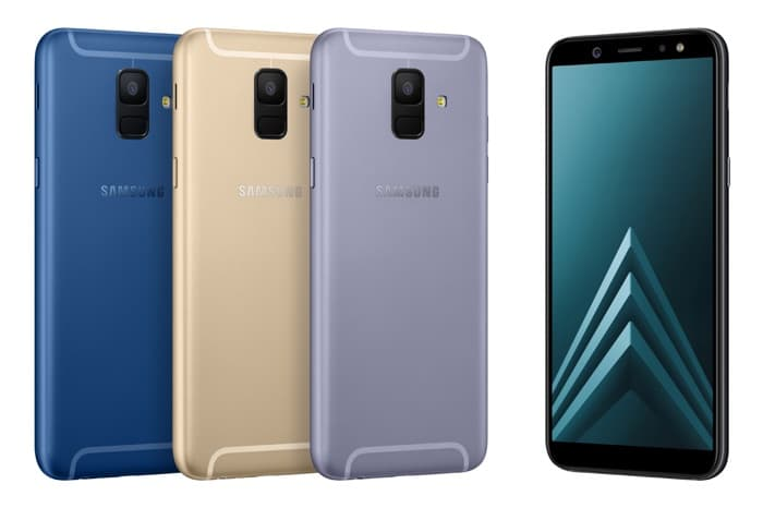 Samsung Galaxy A6 Headed To AT&T In The US
