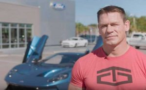 John Cena and Ford Settle Ford GT Suit Out of Court