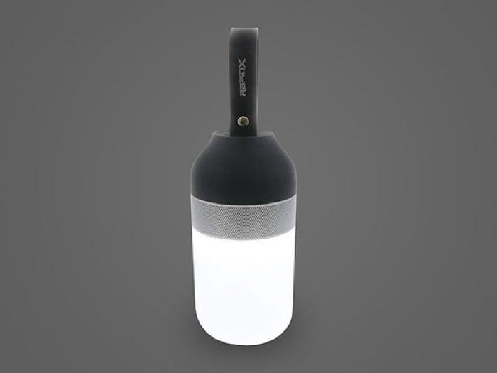LunaX Portable Bluetooth Speaker Light